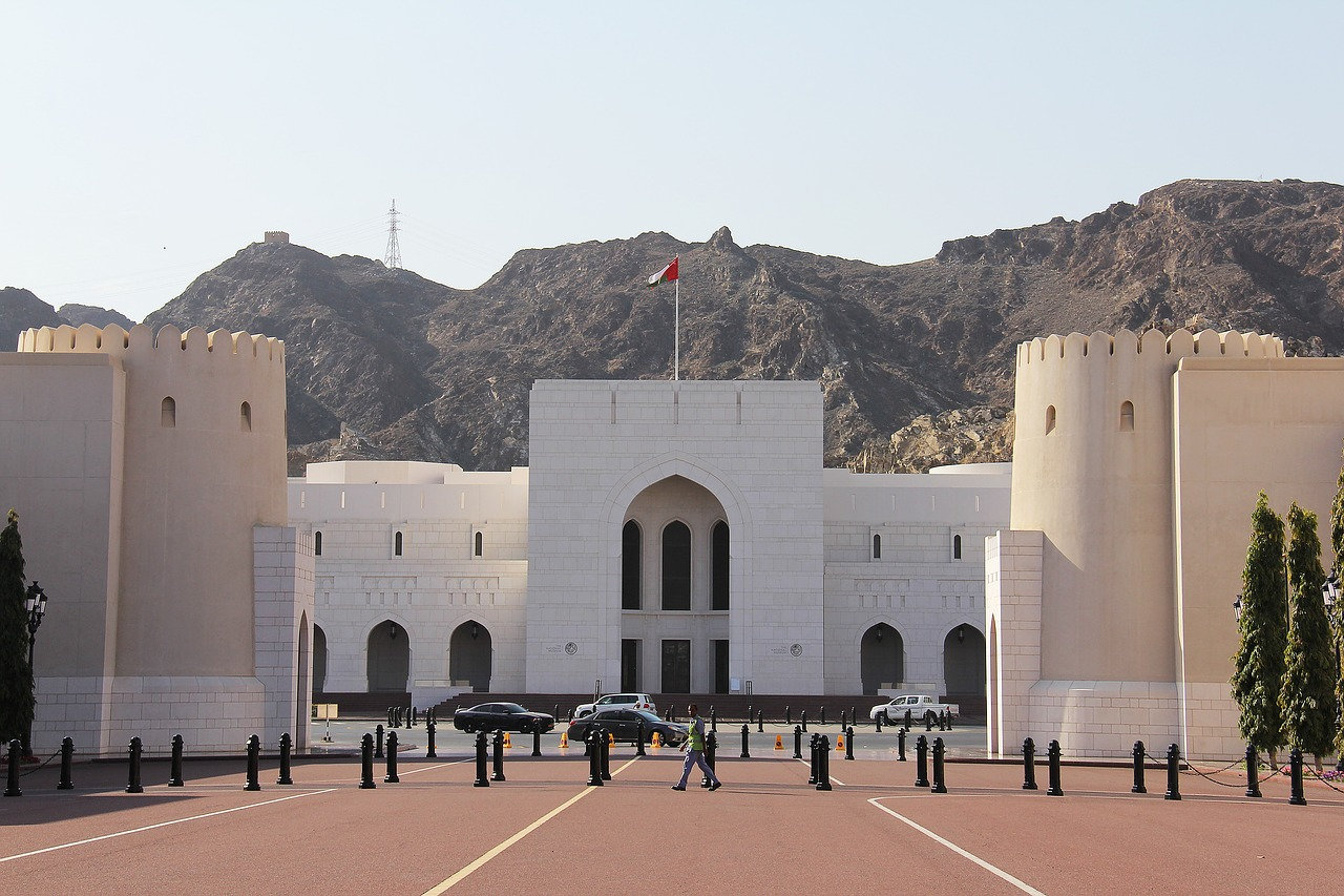 Visa to Oman